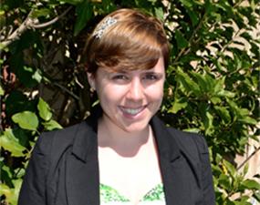 Tess Corkish from Catholic Earthcare