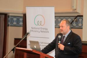 Gareth Johnston, NEEN National Leader