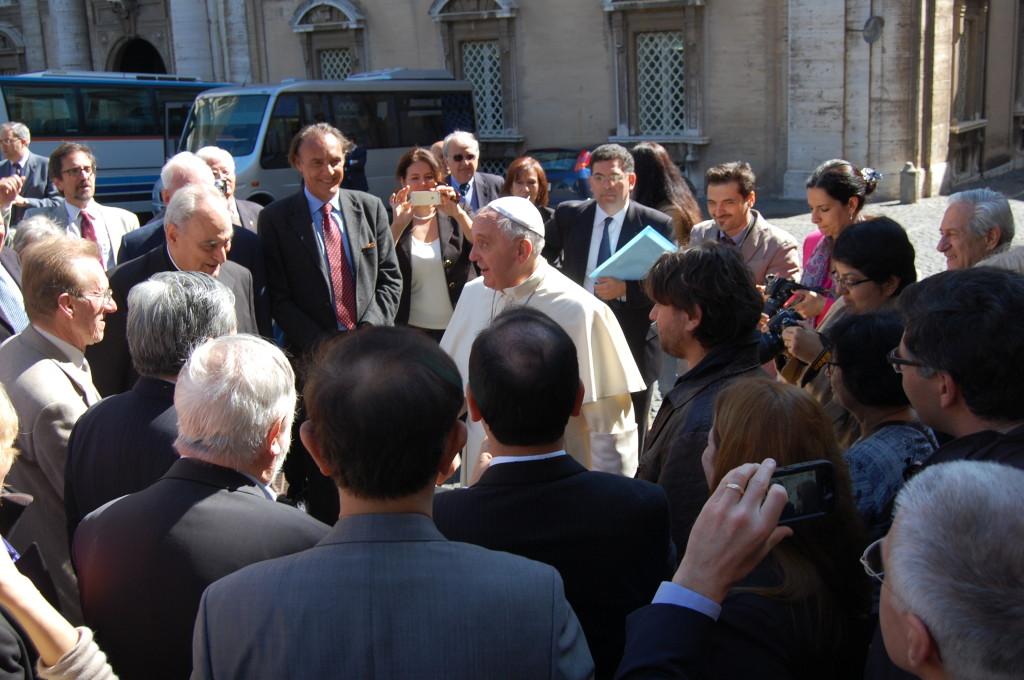 Joint PAS:PASS Workshop- Catholic Climate Coalition