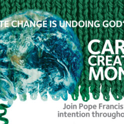 Join us this April for Care 4 Creation Month
