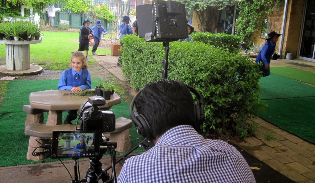 Gardening Video interviews
