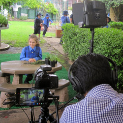 Video production underway for World Environment Day resource