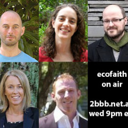 Ecofaith on the Air