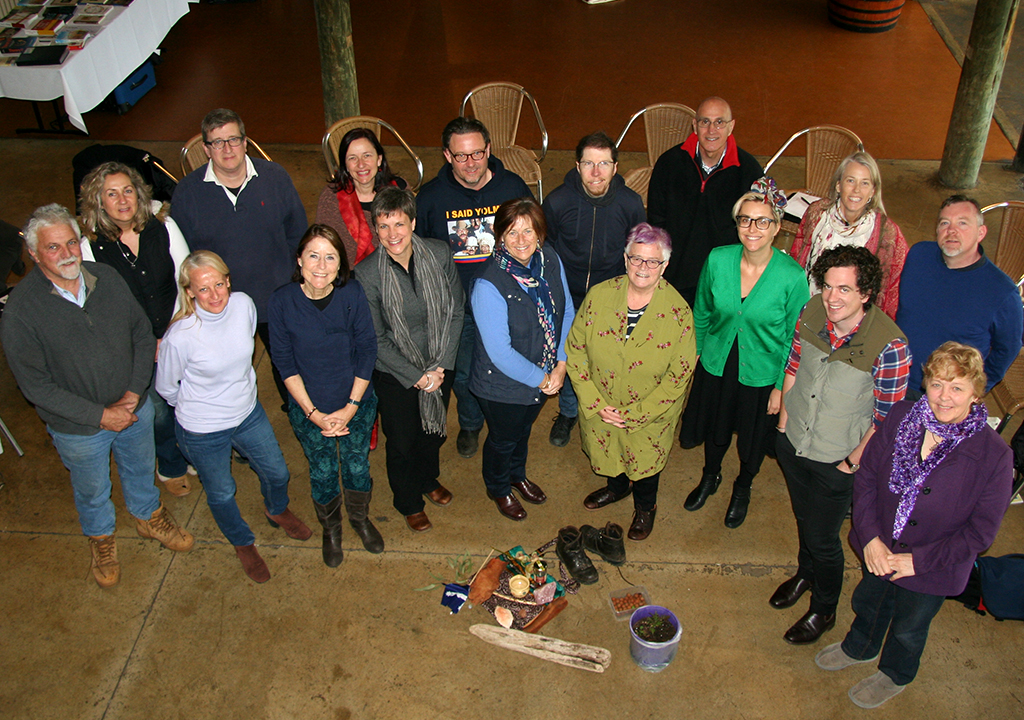 Catholic Earthcare's Laudato  Si' Formation Program, held in the Adelaide Hills july 14-17