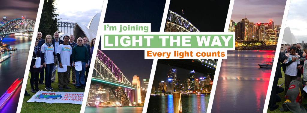 Light The Way - Sydney