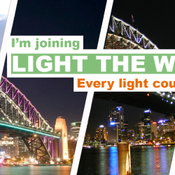 Light the Way Vigil – Sydney
