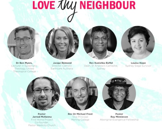 Love Thy Neighbour – Easter Devotional