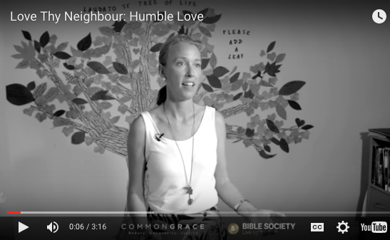 Common Grace Humble Love snapshot