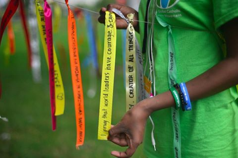 Prayer ribbons
