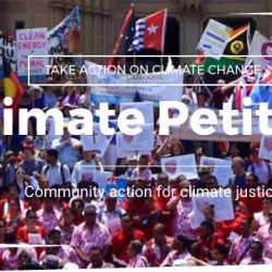 Community Climate Petition
